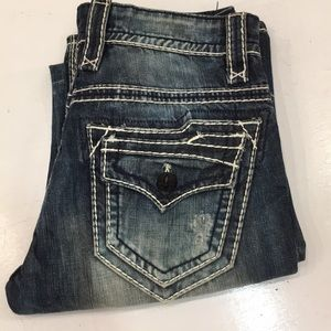 Rock revival john special sample jeans